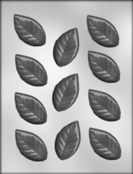 Foglie. Stampo per cioccolato in policarbonato