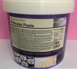 PRINCESS Bianca 5 Kg Pasta di zucchero
