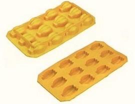 stampo silicone, cesti di Banane.