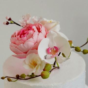 Gum Paste Bianca FunCakes per fiori