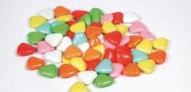 Confetti Piccoli Cuori in molti colori. Prisco