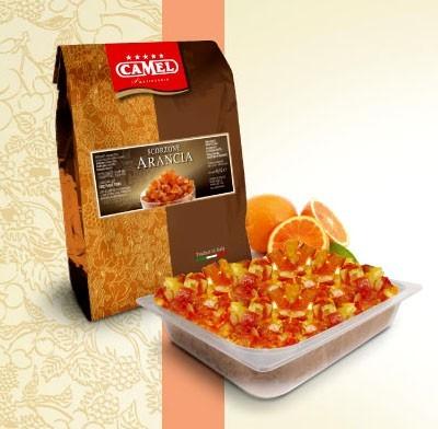 Filetti arancia candita Camel