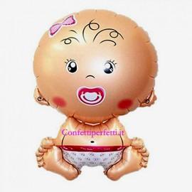 Palloncino gigante bambina