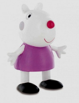 Peppa Pig. Statuina in PVC di Susy.