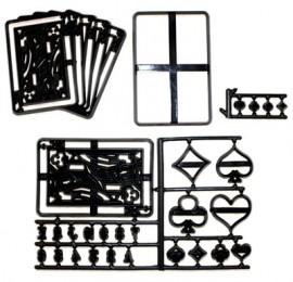 Stampo Carte da Gioco Poker
