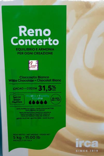 Reno Concerto Cioccolato Bianco