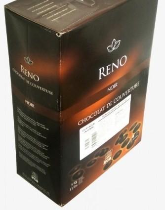 Reno Concerto. Cioccolato Fondente 72%. Irca