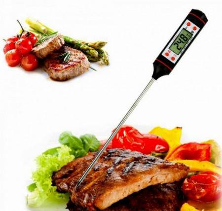 Termometro digitale per cottura e Sonda di 15 cm