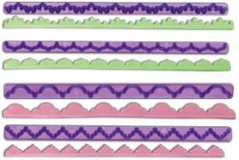 Straight Frill Patchwork Cutter. Numero 1 per Bordi e Cornici. immagini
