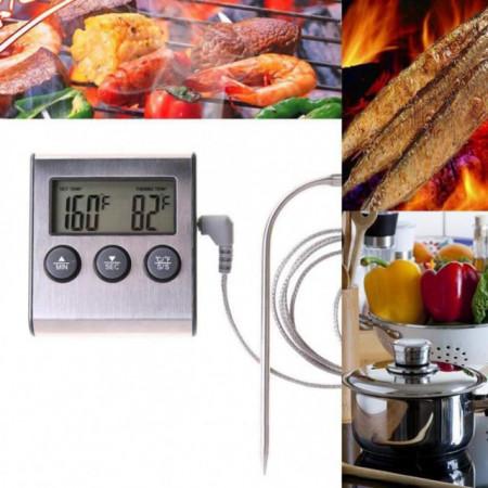 Termometro Magnetico digitale con Sonda