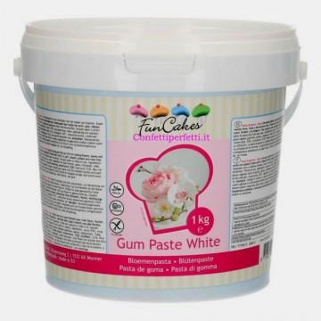 Gum Paste Bianca FunCakes per il cake design