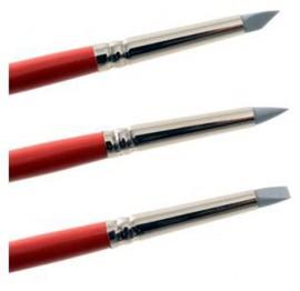 pennello silicone per decorare