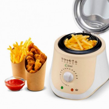 Friggitrice per patatine. Classe di efficienza energetica A. 950 W immagini