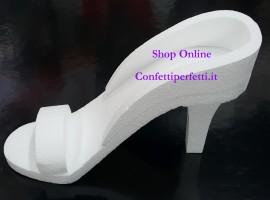 scarpa per il cake design