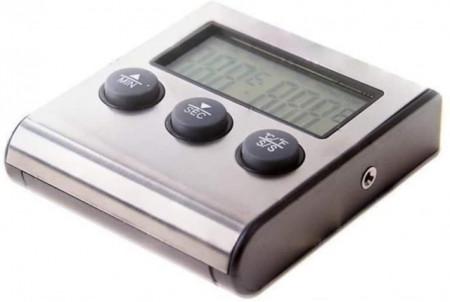 Termometro Magnetico digitale con Sonda in acciaio inox
