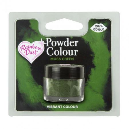 Verde Colorante in polvere concentrato Rainbow Dust