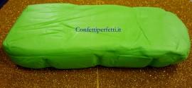 Verde Foglia. Pasta di zucchero Confetti Perfetti. Gluten Free