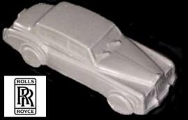 Stampo policarbonato cioccolata Rolls Royce
