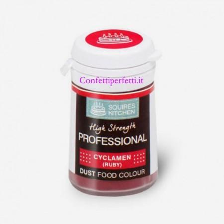 BORDEAUX Colorante Lipo in polvere concentrato. Squires Kitchen