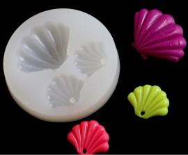 Conchiglie,Mare,stella marina,stampo in silicone