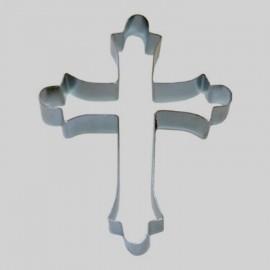 Croce Comunione. Stampo Tagliapasta in metallo