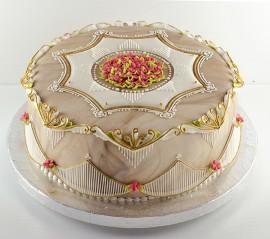 Ghiaccia Reale Bianca di alta qualità Tipo Forte 500 gr. Senza Glutine.