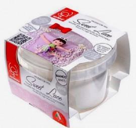 Miscela in polvere per Pizzi e Merletti Sweet Lace 200 gr Modecor.