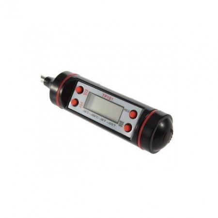 Sonda di 15 cm.Termometro digitale