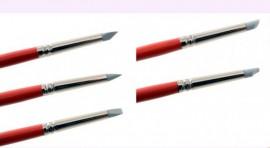 pennello silicone per decorare le tue creazioni in pasta di zucchero