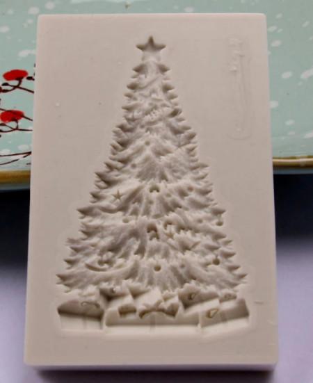 Albero di Natale Stampo silicone
