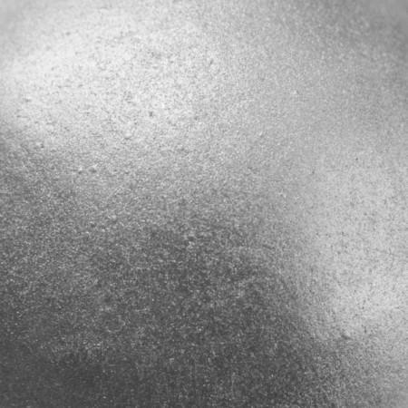 Argento Chiaro Metallizzato e Setoso in Polvere. Rainbow Dust