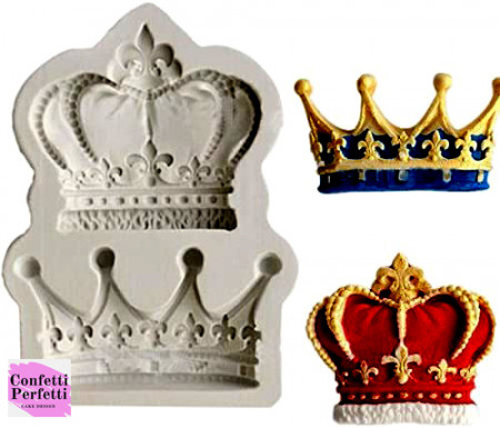 corona stampo in silicone