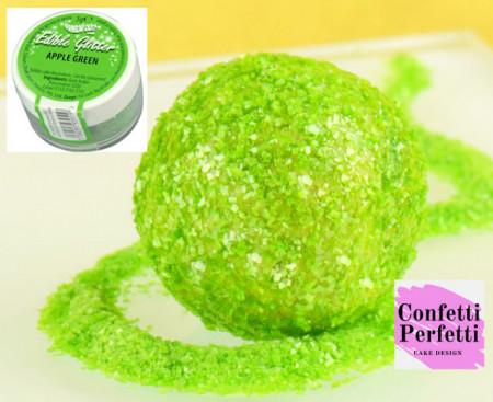 Glitters Verde Mela