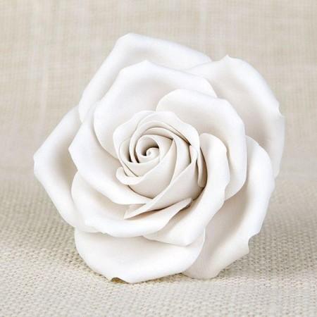 Gum Paste Bianca per Fiori Decorina per il cake design