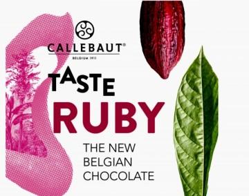 Ruby Cioccolato Callets RB1. Callebaut