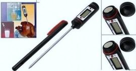 Termometro digitale con Sonda per misurare temperatura dei cibi