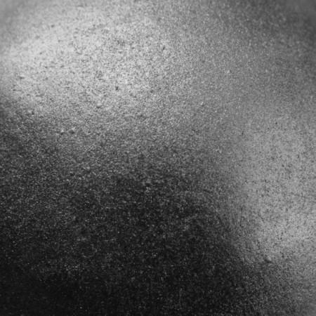 Argento Scuro. Metallizzato e Setoso in Polvere. Rainbow Dust