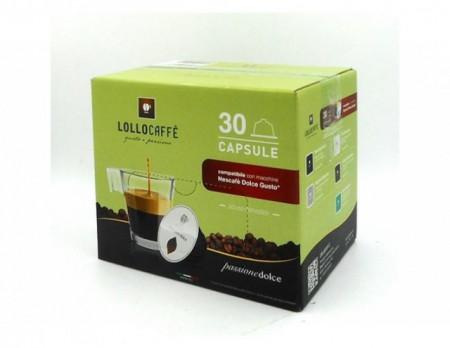 Oro. Lollo Caffè Espresso. 30 Capsule Dolce Gusto