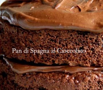 Pan di Spagna al Cioccolato da vero Chef !! GENOISE Irca. Miscela di altissima qualità immagini
