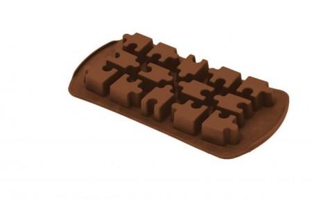 Puzzle. Stampo in silicone PlatinicoAntiaderente di alta qualità.