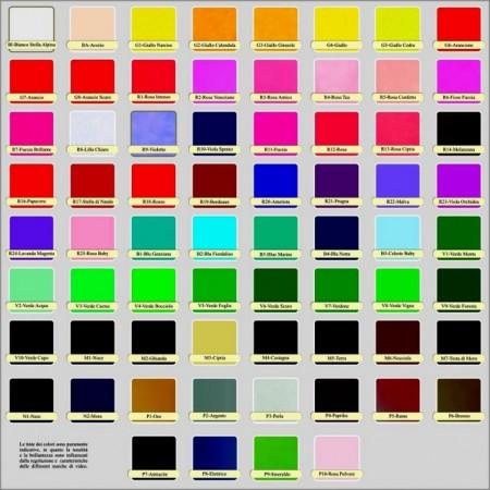 Sfuma e Colora. Anche per Fiori. Fantastici Coloranti in polvere in oltre 50 tonalità. Senza Glutine