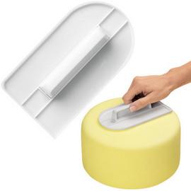 Spatola smoother per lisciare la pasta di zucchero