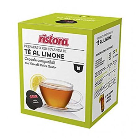 Tè al Limone. Dolcegusto. Ristora Caffè