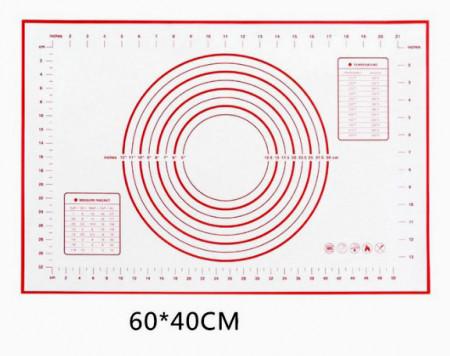 Grande Tappetino in silicone 60x40