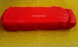 Rossa Pasta di zucchero Confetti Perfetti. Gluten Free