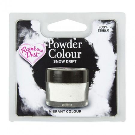 Bianco. Colorante in polvere concentrato. Rainbow Dust