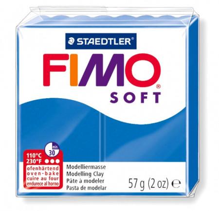 Blu Mare Fimo Soft Pasta modellabile Termoindurente