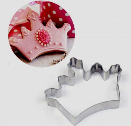 Corona Principessa. Grande Stampo in metallo