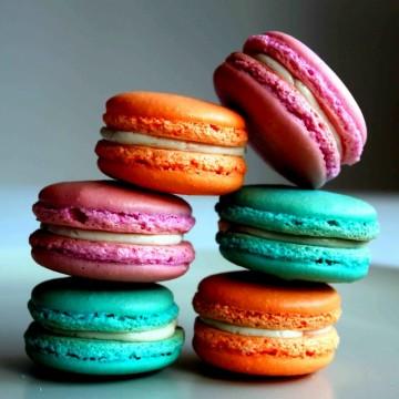 Macaron. Gluten Free alta qualità