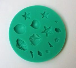 Mare Conchiglie Onde e stella marina